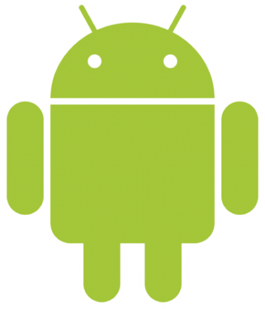 meinBerglauf Android Robot