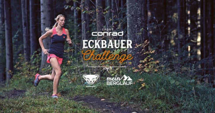 Mein Berglauf - Sport Conrad Eckbauer Challenge 2020